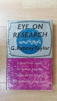 Eye on research.