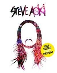 EAT SLEEP CAKE REPEAT by Steve Aoki - 2015-03-04