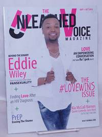 image of The Unleashed Voice Magazine: Sept.-Oct. 2016: Beyond the Binary: Eddie Wiley & The Lovewins issue