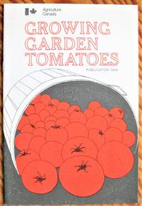 image of Growing Garden Tomatoes: Publication 1558