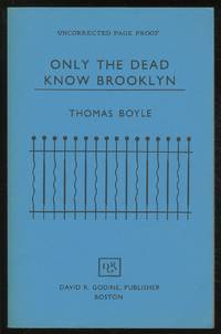 image of Only the Dead Know Brooklyn