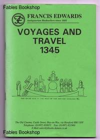 VOYAGES AND TRAVEL 1345.