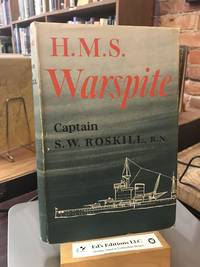 H.M.S. Warspite: The Story of a Famous Warship