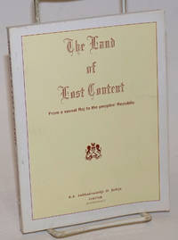 image of The Land of Lost Content; From a vassal Raj to the peoples' Republic