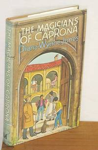 The Magicians of Caprona by Jones, Diana Wynne - 1980
