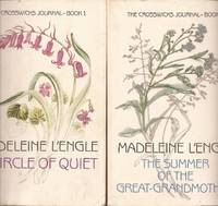 image of The Crosswicks Journal, 2 volumes; A Circle of Quiet (Book 1) and The Summer of the Great Grandmother (Book 2)