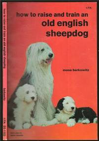 How to Raise and Train an Old English Sheepdog