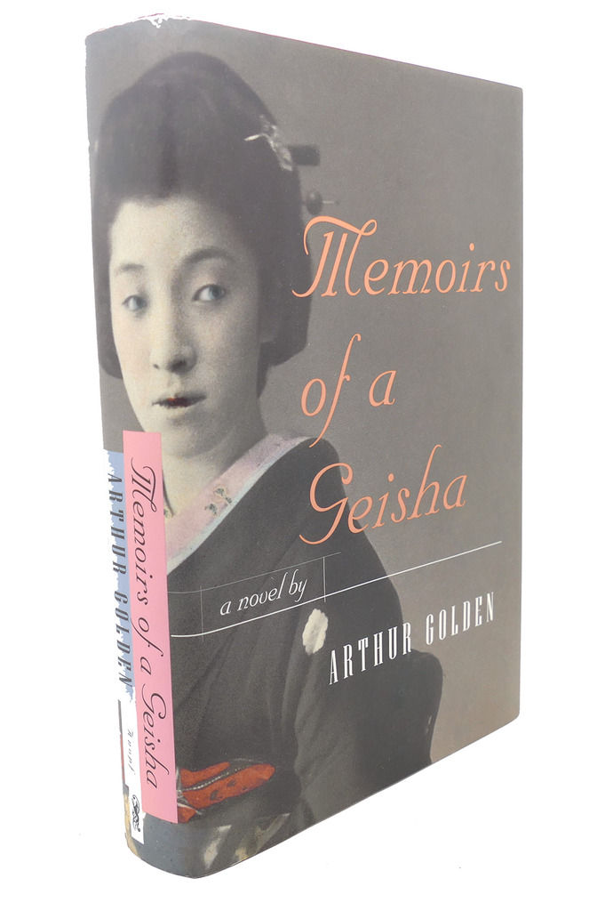 Me, please memoirs of geisha by arthur golden casually come