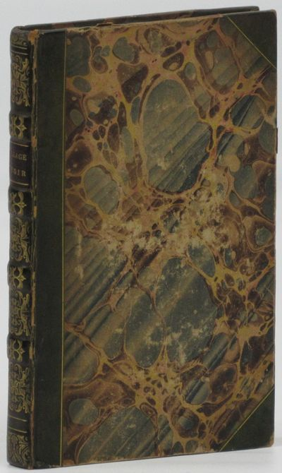 Boston: S.G. Goodrich, 1829. Hardcover. Very good. 149pp. Extremities a bit worn, else very good in ...