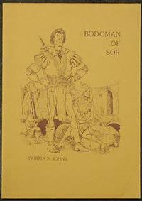 Bodoman of Sor. Illustrations: Russ Nicholson.