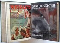 Great Lakes Recruit; A Pictorial Naval Magazine : Vol. IV, No.7 Through Vol. V., No.8, July 1918...