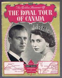 image of The Golden Souvenir of The Royal Tour of Canada