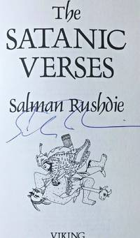 THE SATANIC VERSES (SIGNED)