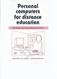 Personal Computers for Distance Learning: The Study of an Educational Innovation