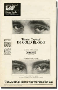 image of In Cold Blood (Original pressbook for the 1968 film, with all four inserts present)