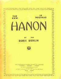 The New Hanon Le Noveau Hanon