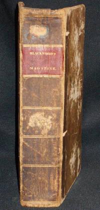 Blackwood's Edinburgh Magazine no. 291-295, vol. 47, Jan.-May 1840