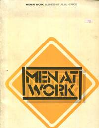 MEN AT WORK: Business as Usual / Cargo (musical notation)