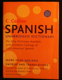image of Collins Spanish Dictionary