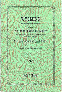 Wyoming Has a Distinguished Heritage and