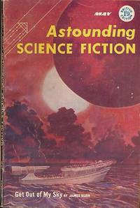 image of Astounding Science Fiction Volume XIII, No. 5 (British Edition). May 1957