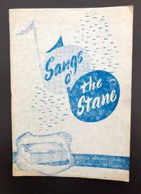 Sangs O' The Stane : Signed By The Author by  Hugh MacDiarmid - Signed First Edition - nd - from Ashton Rare Books ABA, PBFA, ILAB (SKU: 2222322244586)