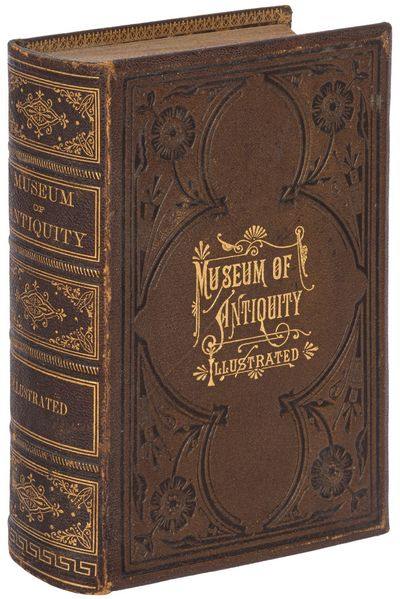 New York: Standard Publishing House, 1882. Hardcover. Near Fine. Thick octavo. Illustrated with stee...