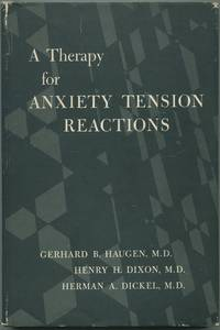 image of A Therapy for Anxiety Tension Reactions