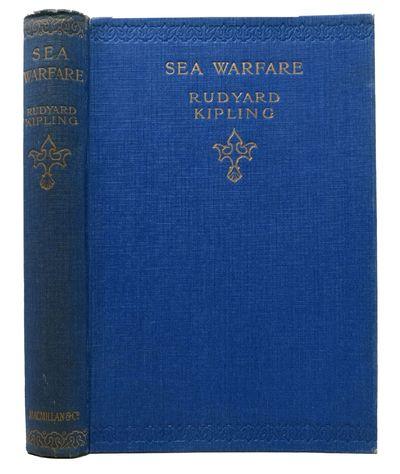 London: Macmillan, 1916. 1st edition (Livingston 408). Original blue publisher's cloth with gilt let...