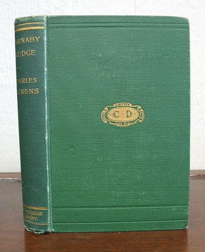 London: MacMillan, 1892. 1st edition thus. Original publisher's green cloth binding with gilt stampe...