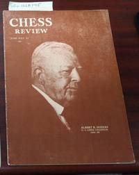 THE CHESS REVIEW. VOL. IX, NO. 6, JUNE-JULY 1941
