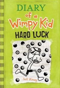 image of Diary of a Wimpy Kid # 8: Hard Luck
