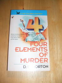 image of Four Elements of Murder (A Cat Caliban Mystery)