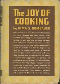 The Joy of Cooking. A compilation of reliable recipes with a casual culinary chat