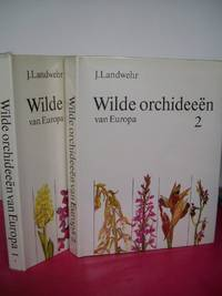 Wilde orchideeen van Europa (2 volumes)