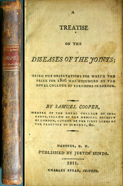 Hanover : Justin Hinds, 1811. Second American edition. Full calf, red morocco spine label. A very go...