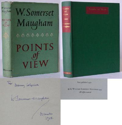 Heinemann, 1958. 1st Edition. Hardcover. Fine/Very Good. Heinemann: London, 1958. Fine first edition...