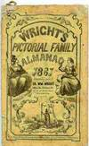 Wright's Pictorial Family Almanac, 1867.