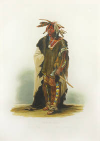Wak-Tae-Geli, A Sioux Warrior [Tableau 8 ]. by  Karl Bodmer - First Edition - from John Windle Antiquarian Bookseller (SKU: 123257)