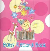 Baby Record Book (Pink)