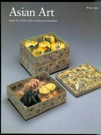 image of ASIAN ART.  VOLUME III, NUMBER I.  WINTER 1990.