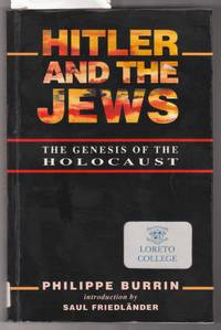 Hitler and the Jews : The Genesis of the Holocaust