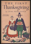 View Image 1 of 2 for The First Thanksgiving. Inventory #93397
