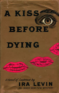 collectible copy of A Kiss Before Dying