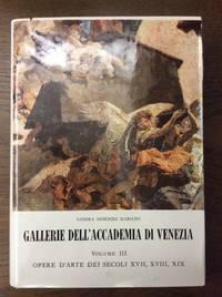 GALLERIE DELL'ACCADEMIA DI VENEZIA.
