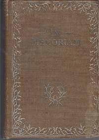 image of In Memoriam: The Lover's Tale And Other Poems