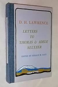 Letters to Thomas & Adele Seltzer