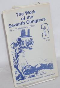The work of the seventh congress