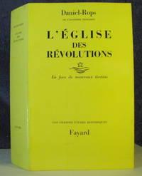 L'eglise des revolutions: En face de nouveaux Destins