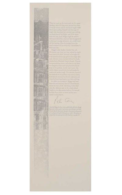Memphis, TN: Wing & The Wheel Press for Burke's Book Store, 1998. First edition. Attractive large br...